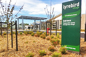 <strong>Lyrebird Village Nursing Home<span><b>view larger</b></span></strong><i>&rarr;</i>