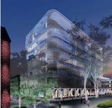 <strong>Melbourne University Redevelopment<span><b>view larger</b></span></strong><i>&rarr;</i>