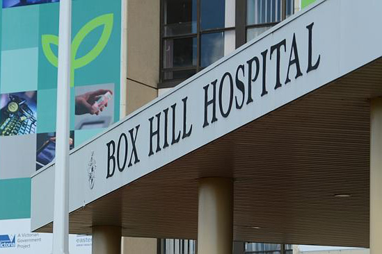 <strong>Box Hill Hospital<span><b>view larger</b></span></strong><i>→</i>
